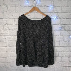 A.n.a Knit Black Sweater